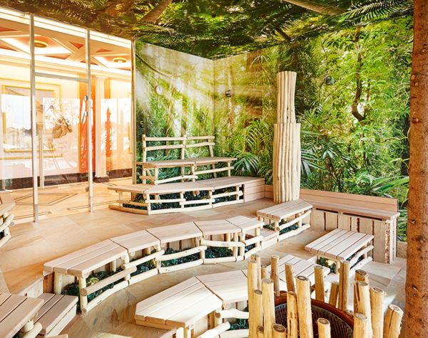 Bali therme grotte
